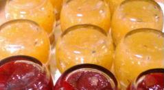グレープフルーツとラベンダーのコンフィチュール